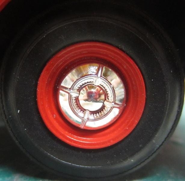 1962 Chevrolet Impala Revell 0062-vi