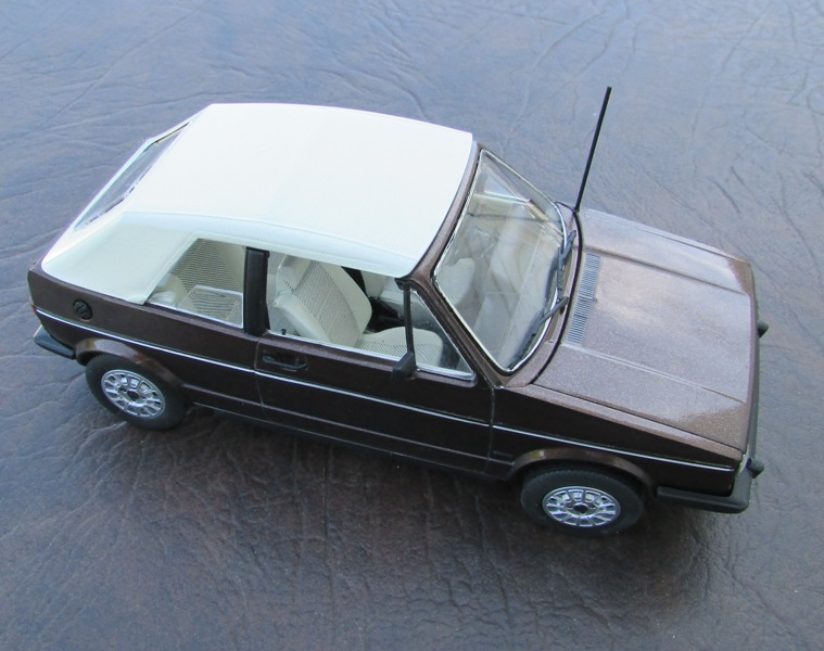 1979 VW Golf I GL Cabriolet. TERMINÉ 0194-vi