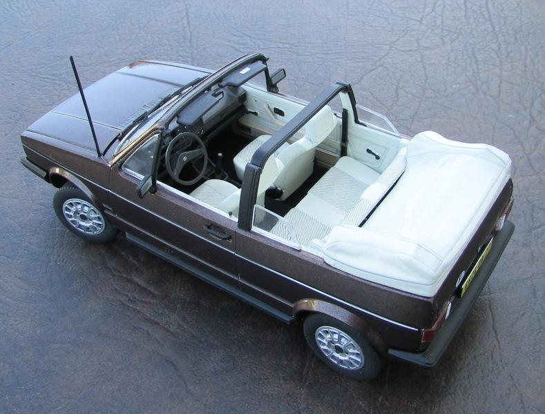 1979 VW Golf I GL Cabriolet. TERMINÉ 0065-vi