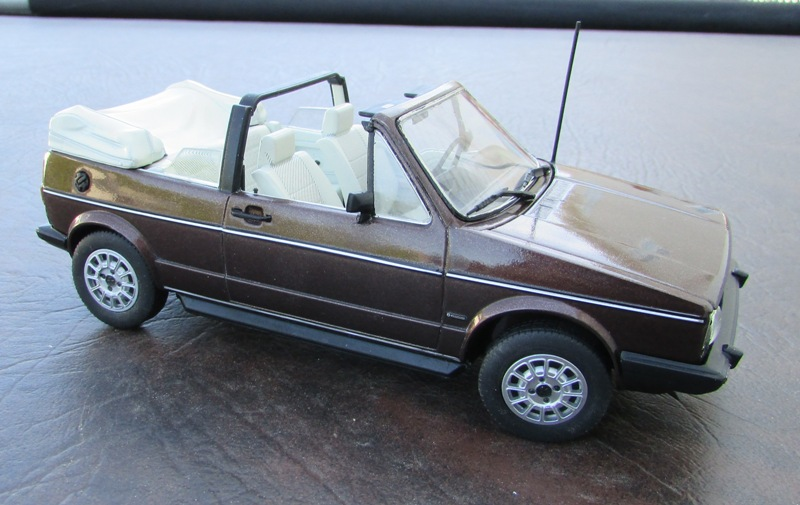 1979 VW Golf I GL Cabriolet. TERMINÉ 0096-vi