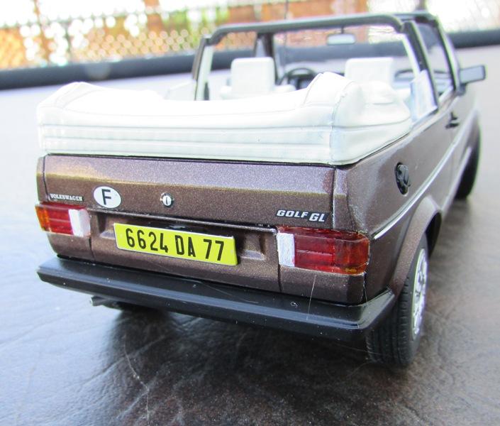 1979 VW Golf I GL Cabriolet. TERMINÉ 0136-vi