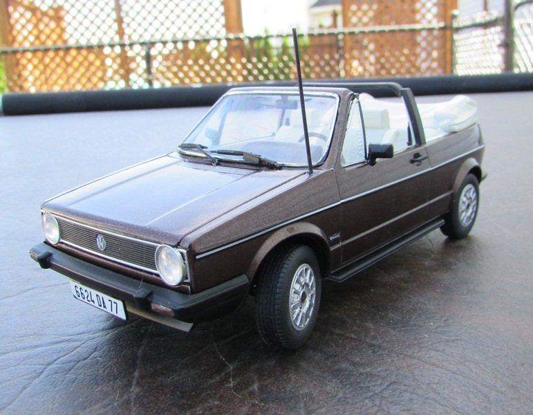 1979 VW Golf I GL Cabriolet. TERMINÉ 0084-vi