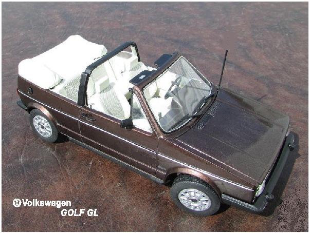 1979 VW Golf I GL Cabriolet. TERMINÉ GOLFGL-vi