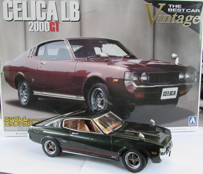 1976 Toyota Celica GT2000 Liftback 036-vi