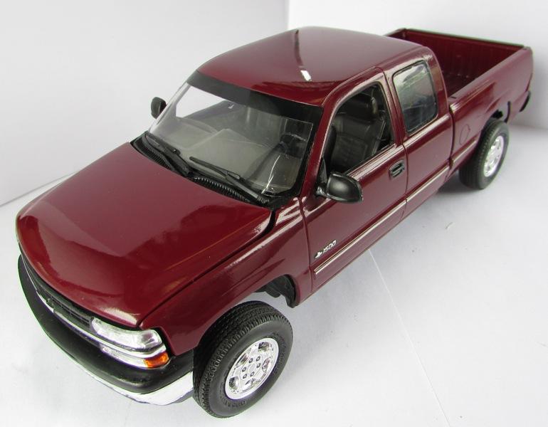 1999 Chevrolet Silverado C1500 0153-vi