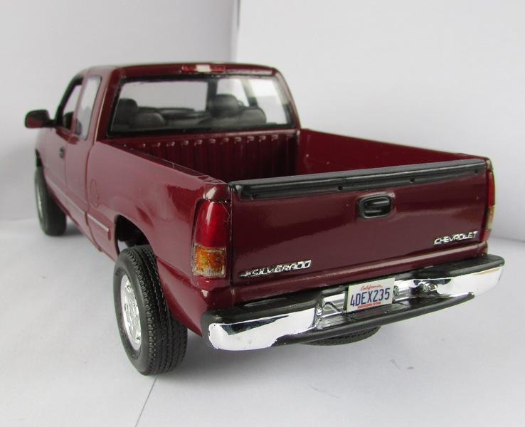 1999 Chevrolet Silverado C1500 0047-vi