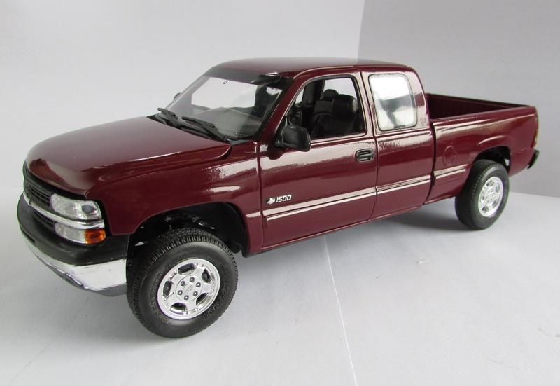 1999 Chevrolet Silverado C1500 0027-vi