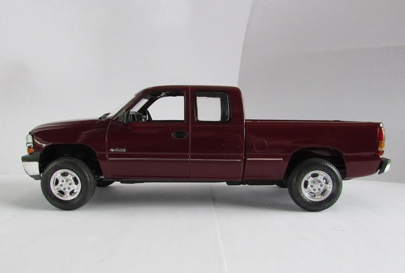 1999 Chevrolet Silverado C1500 0036-vi