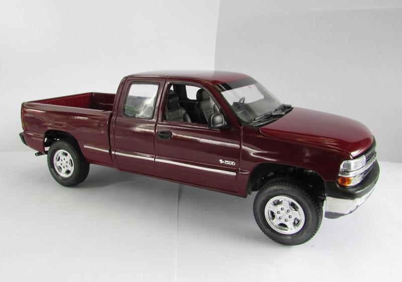 1999 Chevrolet Silverado C1500 0017-vi