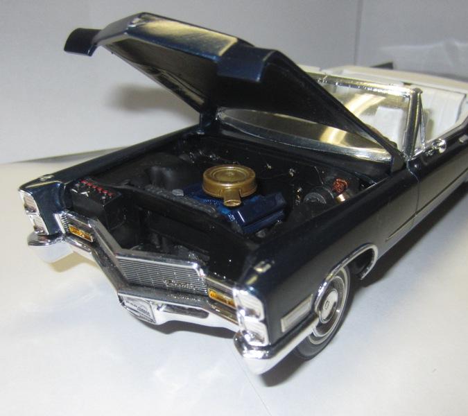 1968 Cadillac Deville décapotable, pour Denis, TERMINÉ,  010-vi