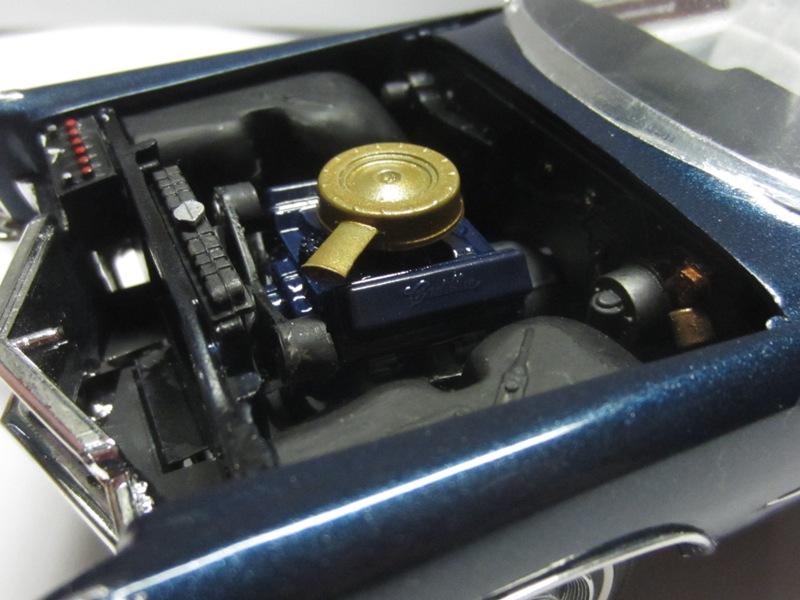 1968 Cadillac Deville décapotable, pour Denis, TERMINÉ,  012-vi