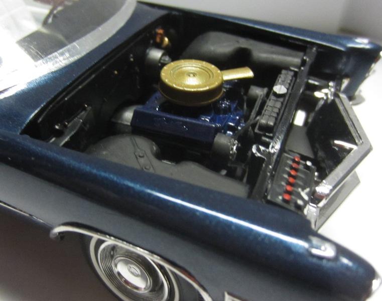 1968 Cadillac Deville décapotable, pour Denis, TERMINÉ,  013-vi