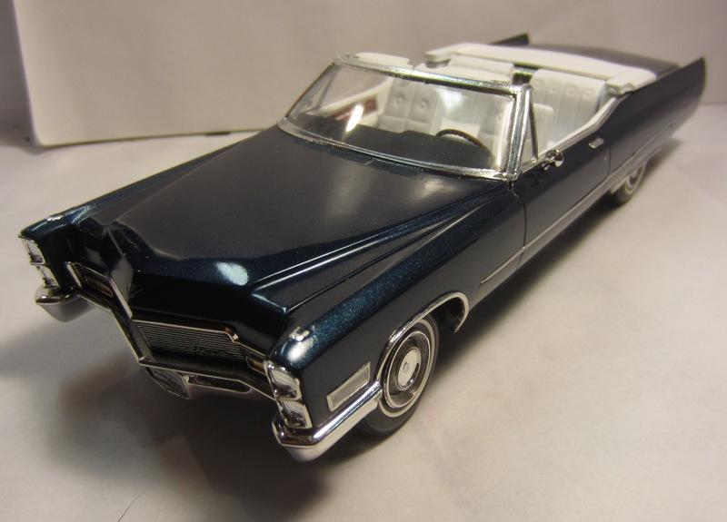 1968 Cadillac Deville décapotable, pour Denis, TERMINÉ,  035-vi