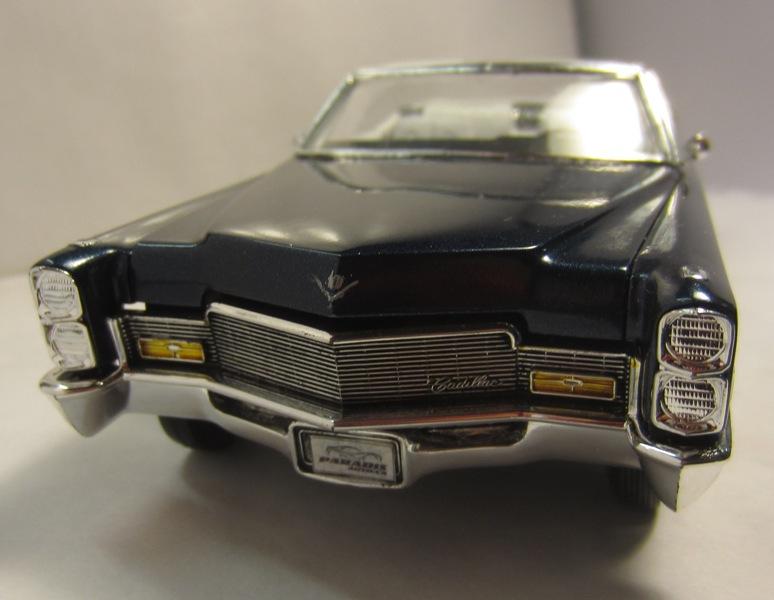 1968 Cadillac Deville décapotable, pour Denis, TERMINÉ,  034-vi
