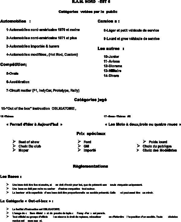 Pour vous inscrire au R.A.M. NORD-EST 6 Catgorie2015revis-vi