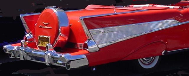 1957 Chevrolet Bel Air décapotable par Revell Pauls571400-vi