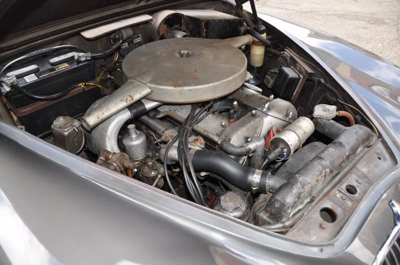 1962 Jaguar MK II Saloon MMM 2014 2404901177002X-vi
