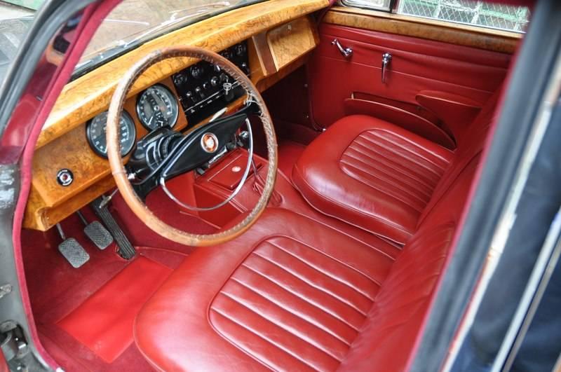 1962 Jaguar MK II Saloon MMM 2014 2404900177002X-vi