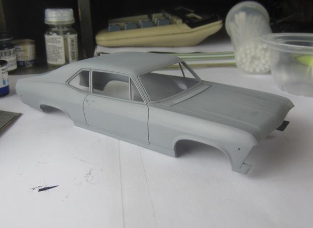 """1971 Chevrolet Nova """"RallyNova"""" terminé 044-vi"""