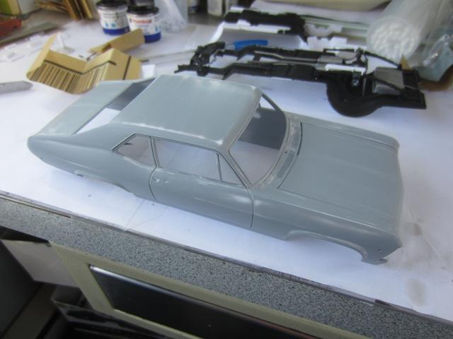 """1971 Chevrolet Nova """"RallyNova"""" terminé 052-vi"""