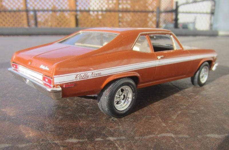 """1971 Chevrolet Nova """"RallyNova"""" terminé 0303-vi"""
