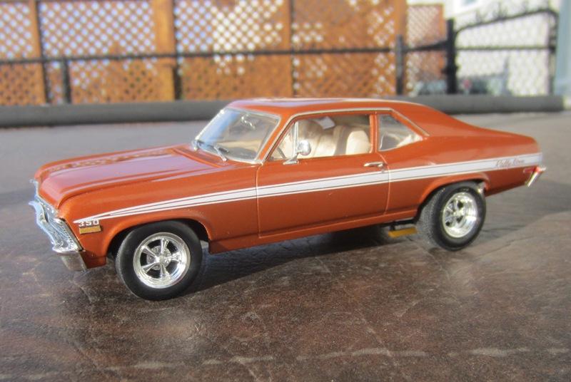 """1971 Chevrolet Nova """"RallyNova"""" terminé 0293-vi"""