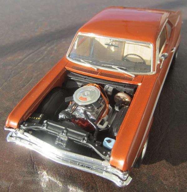 """1971 Chevrolet Nova """"RallyNova"""" terminé 0362-vi"""