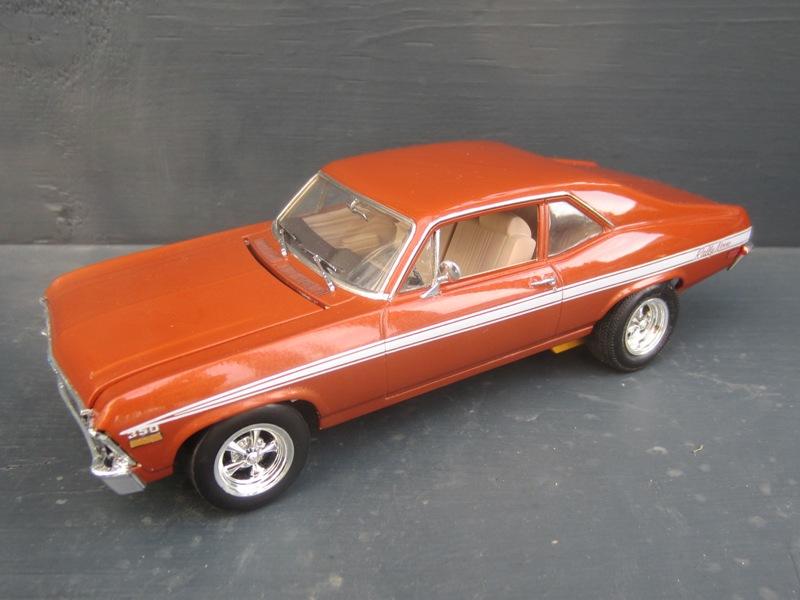 """1971 Chevrolet Nova """"RallyNova"""" terminé 0462-vi"""