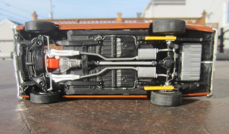 """1971 Chevrolet Nova """"RallyNova"""" terminé 0382-vi"""