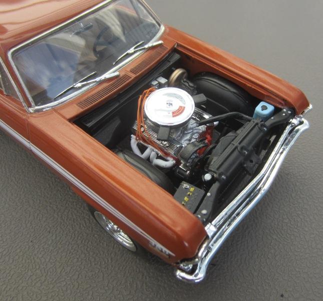 """1971 Chevrolet Nova """"RallyNova"""" terminé 0562-vi"""