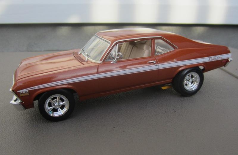 """1971 Chevrolet Nova """"RallyNova"""" terminé 0482-vi"""