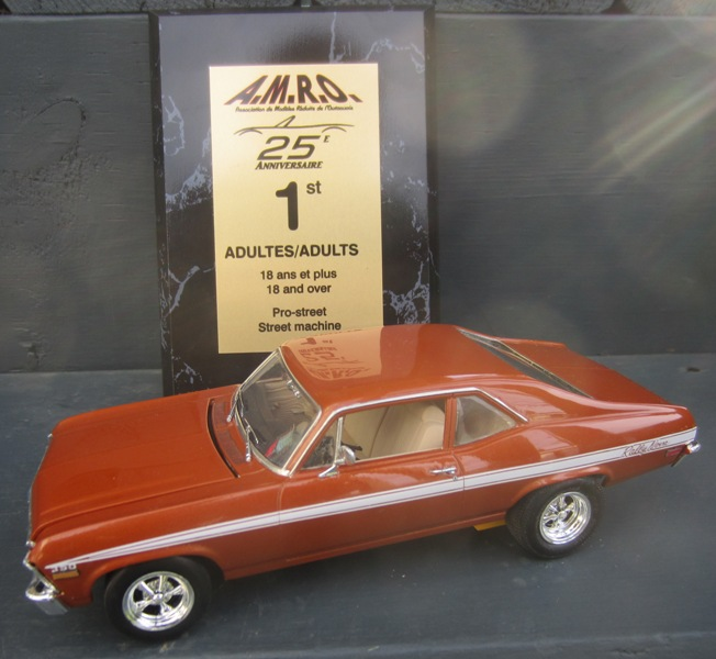 """1971 Chevrolet Nova """"RallyNova"""" terminé 0412-vi"""