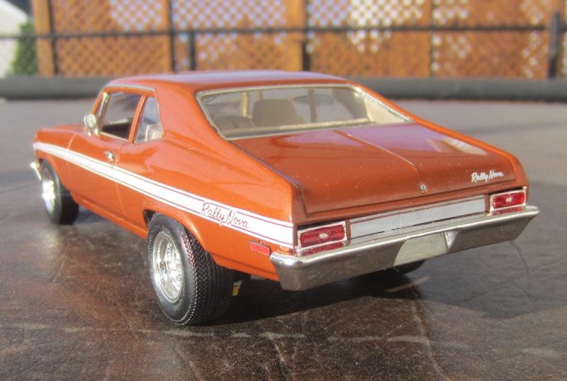 """1971 Chevrolet Nova """"RallyNova"""" terminé 0333-vi"""
