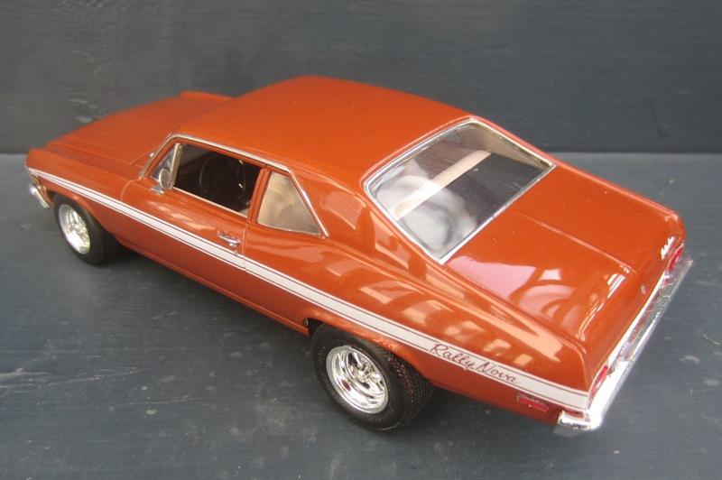 """1971 Chevrolet Nova """"RallyNova"""" terminé 0472-vi"""