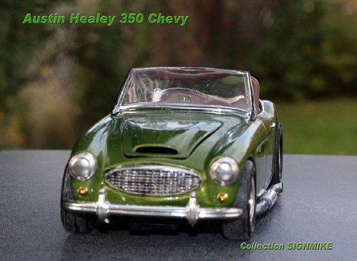 Ausitn Healy moteur Chevrolet AustinHealey327Chevy12-vi