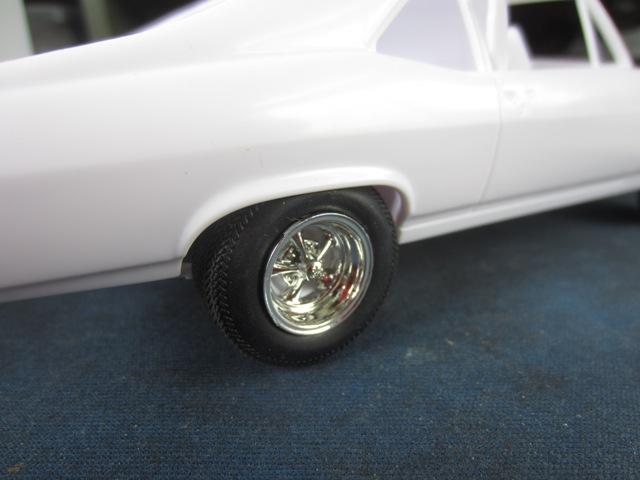 """1971 Chevrolet Nova """"RallyNova"""" terminé 149-vi"""