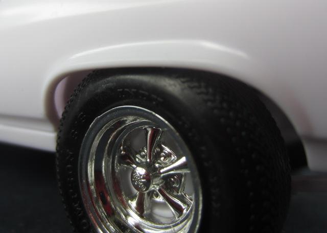 """1971 Chevrolet Nova """"RallyNova"""" terminé 154-vi"""
