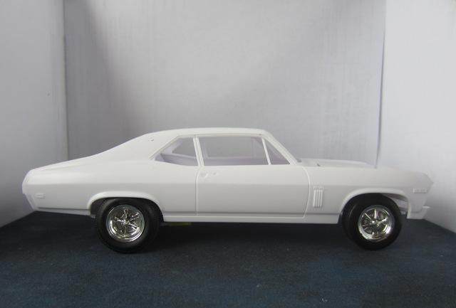"""1971 Chevrolet Nova """"RallyNova"""" terminé 123-vi"""