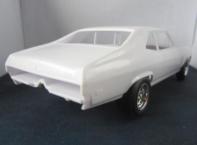 """1971 Chevrolet Nova """"RallyNova"""" terminé 125-vi"""