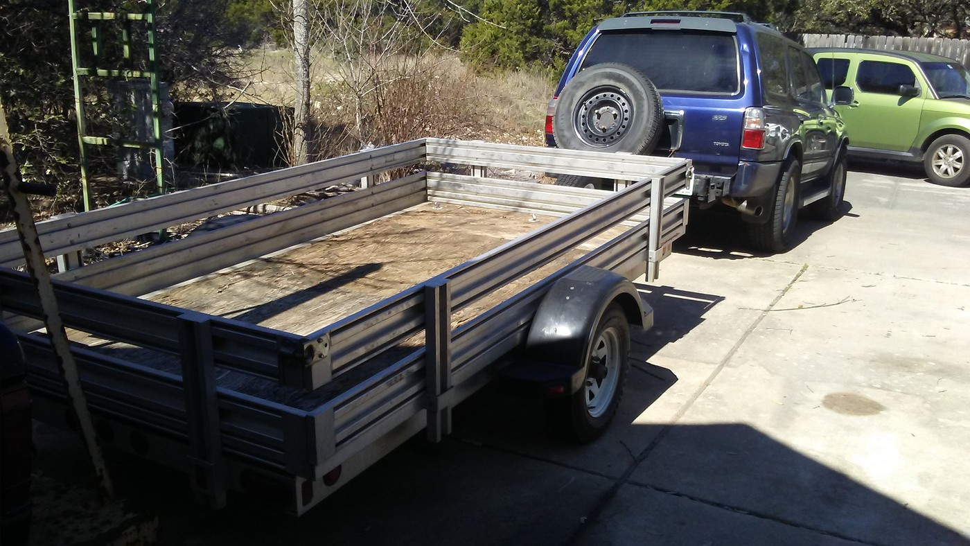 Add trans cooler for towing 2002 2WD Toyota 4Runner