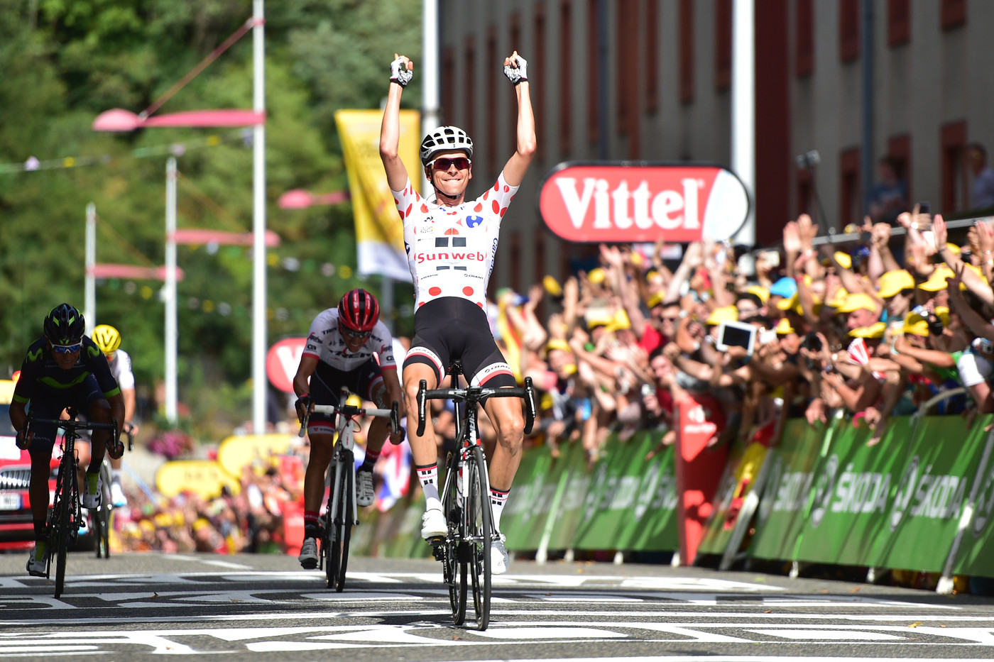 Stage 13 Daily Dish — Tour de France
