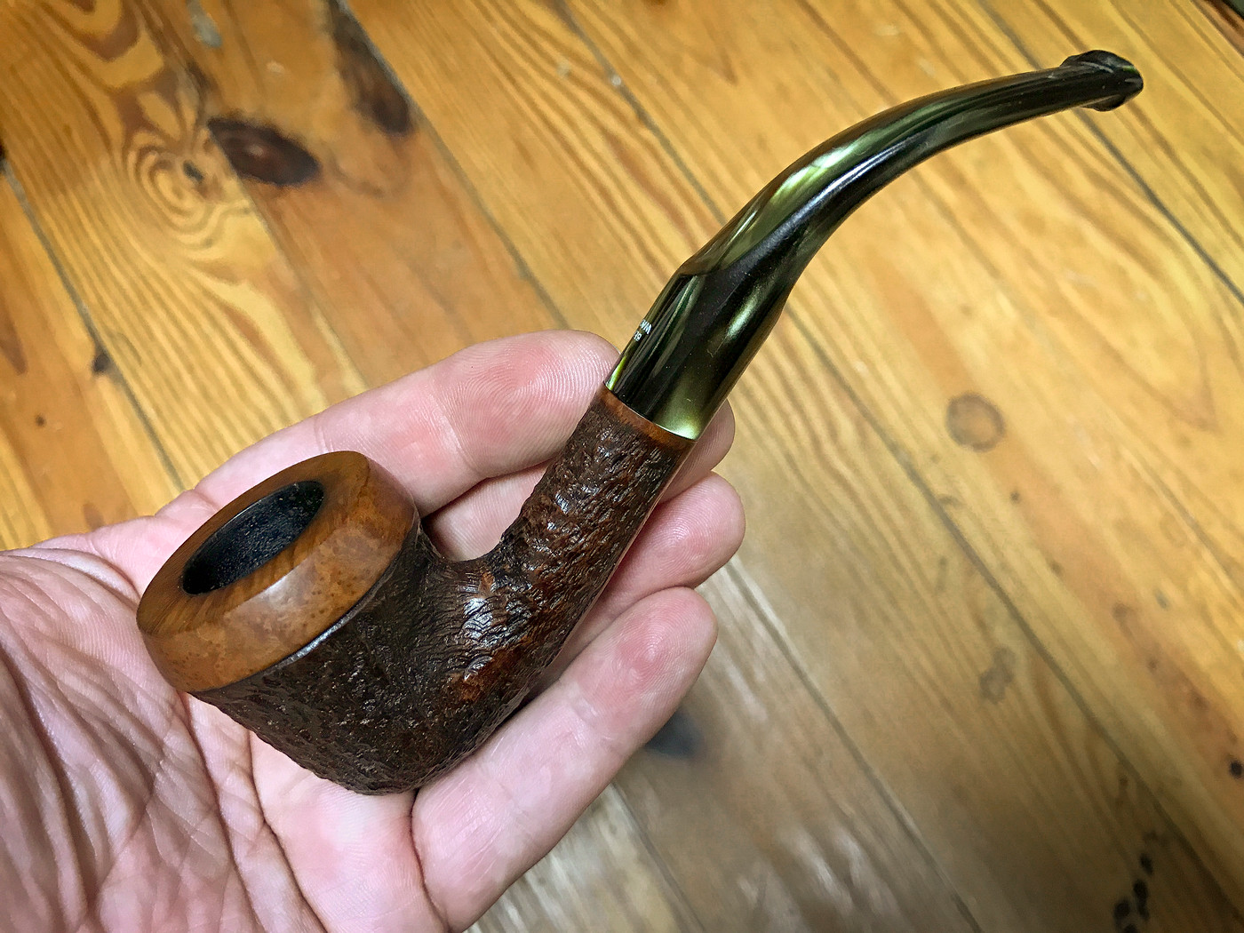 Dating ben wade pipes