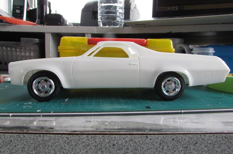 1973 Chevrolet El Camino SS454 009-vi