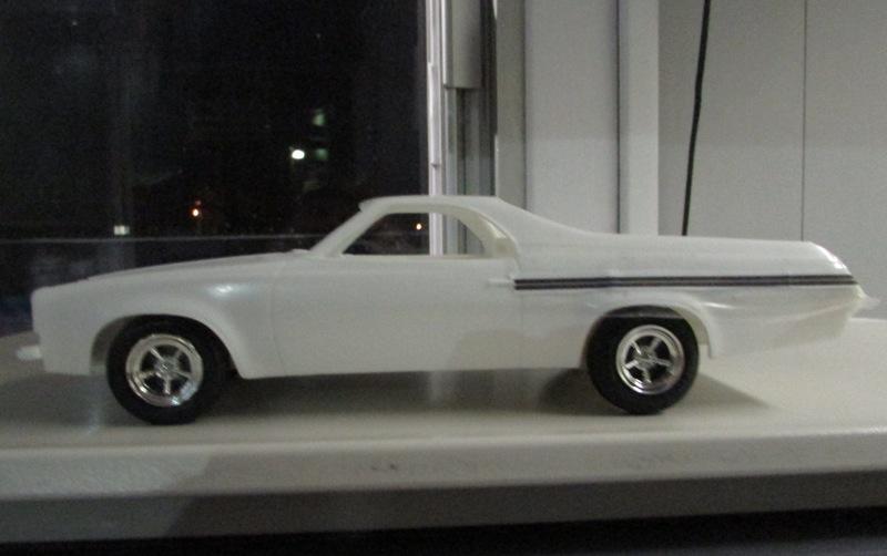 1973 Chevrolet El Camino SS454 014-vi