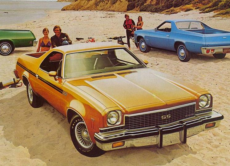 1973 Chevrolet El Camino SS454 1973ChevroletElCamino0203-vi