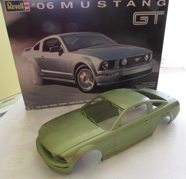 2006 Mustang GT décapotable, terminé 005-vi