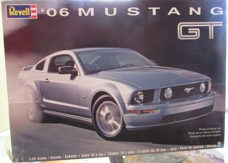 2006 Mustang GT décapotable, terminé 003-vi