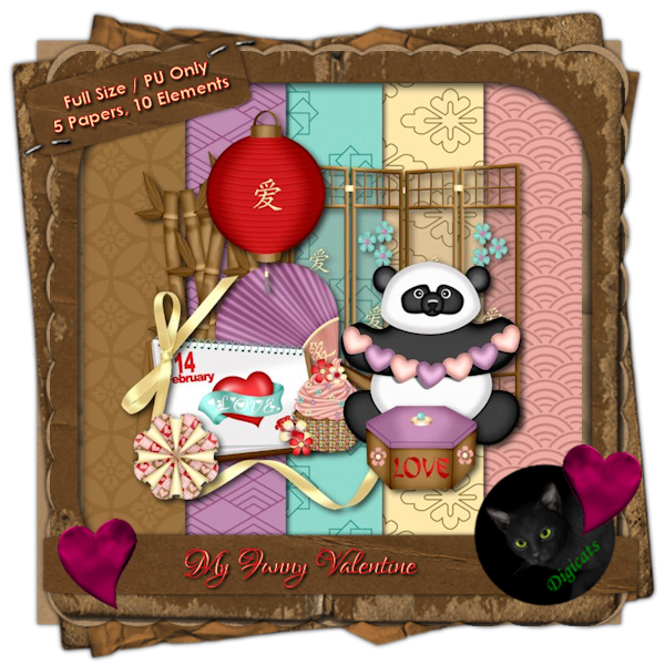 My Funny Valentine Mini Kit 2
