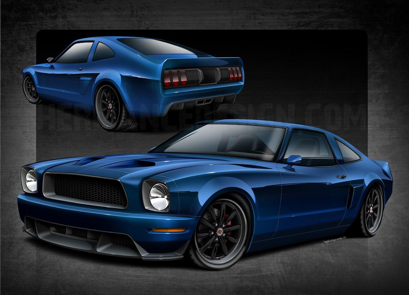 Une Mustang II pas comme les autres. 74Mustang_finalcomp-vi