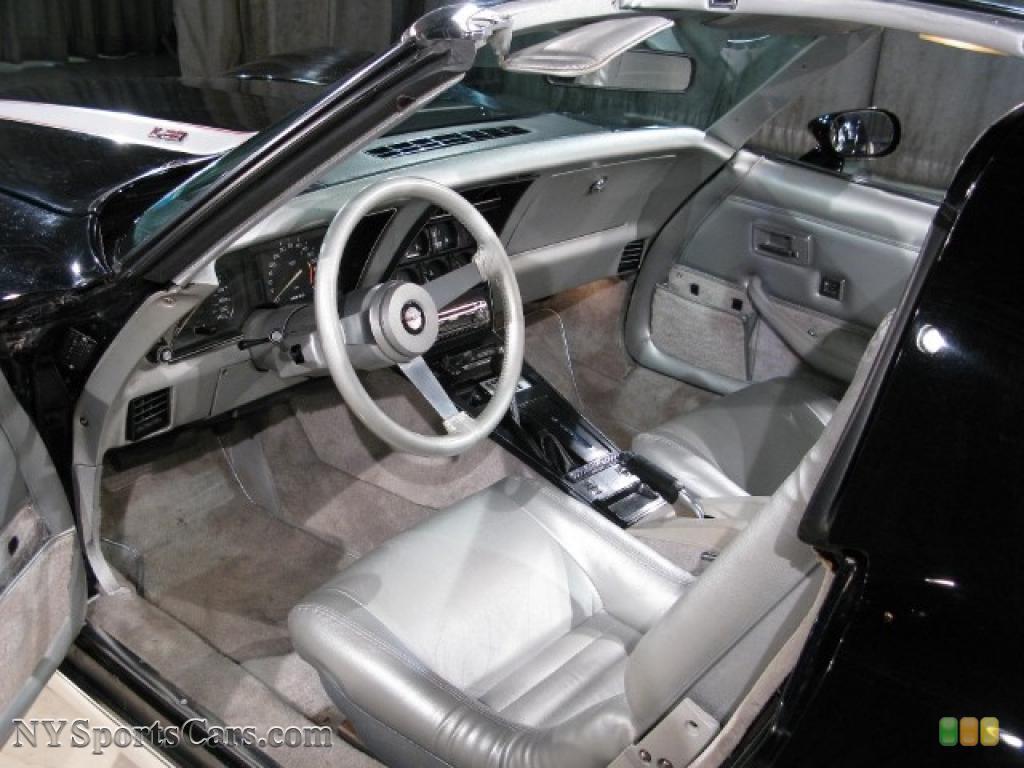 chevrolet corvette 25 th anniversary de 1978 au 1/16 13097151-vi